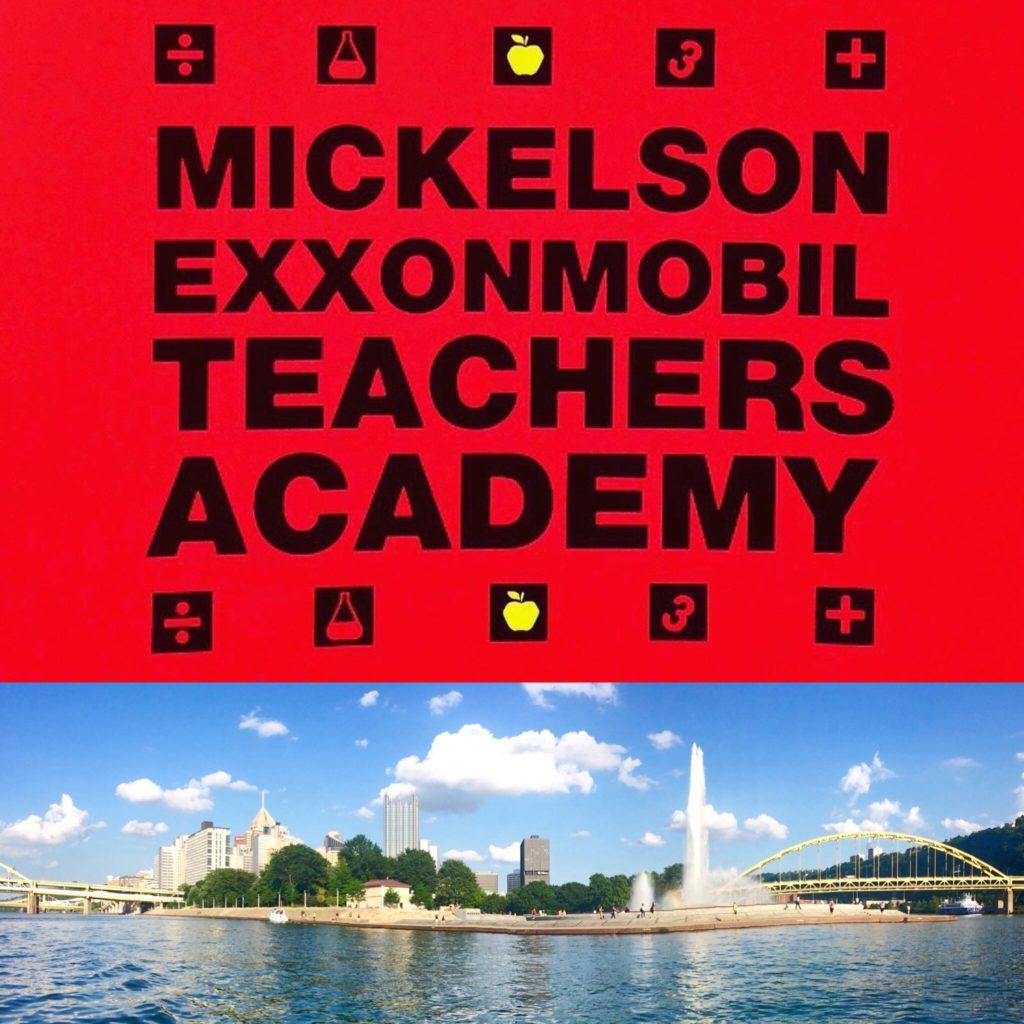 Mickelson Exxonmobil Teacher's Academy
