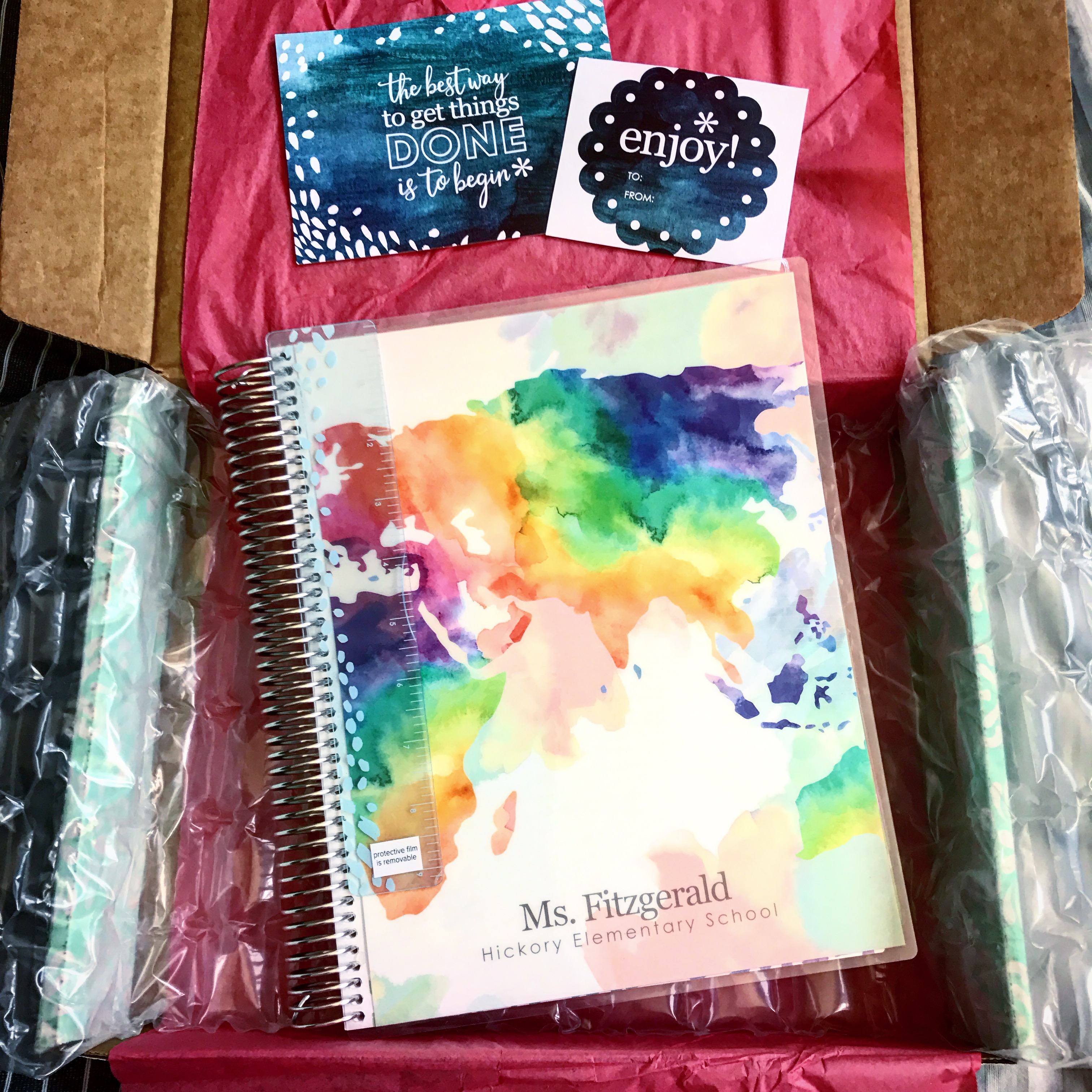 Teacher Lesson Planning with Erin Condren